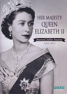 Queen Elizabeth II<br>60th Jubilee Souvenir